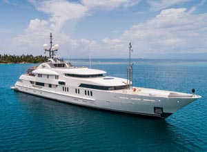 Luxury Yacht CALYPSO For Charter